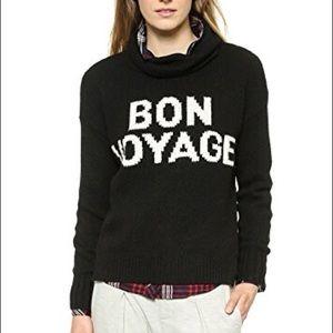 Madewell 'Bon Voyage' Turtleneck Sweater